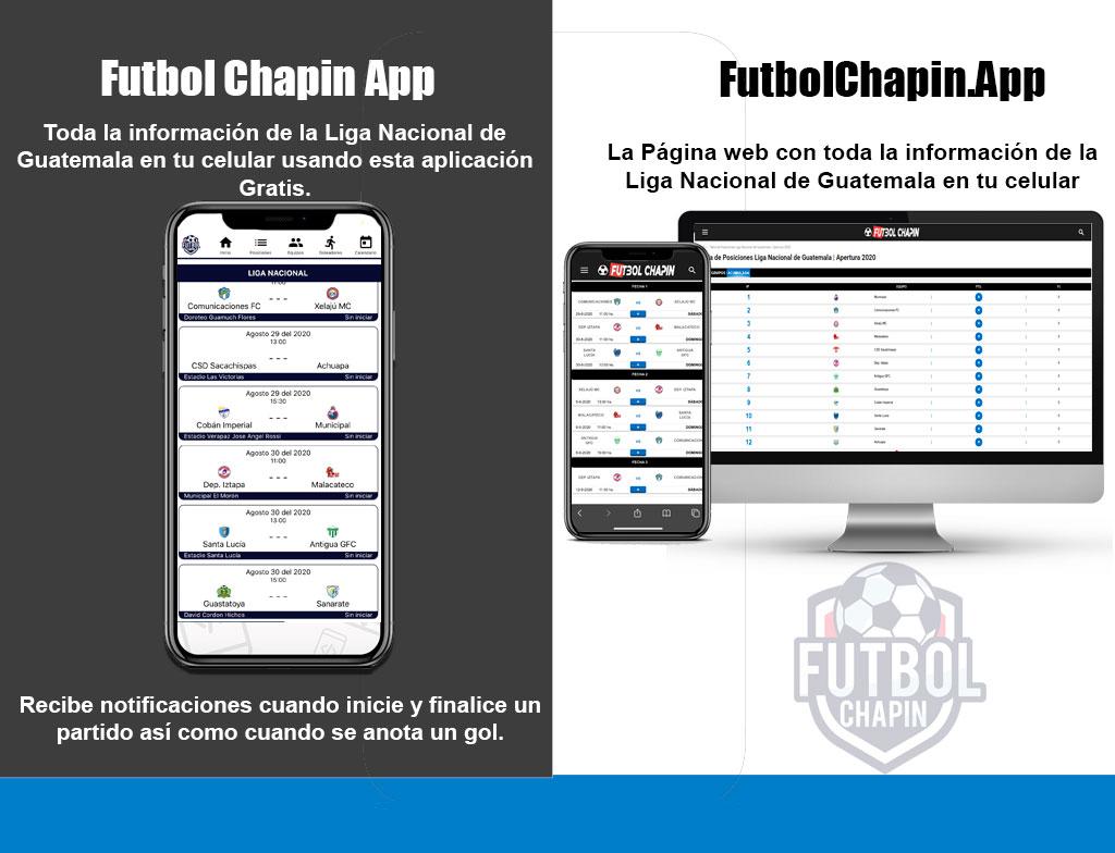 Descargar Fútbol Chapín App