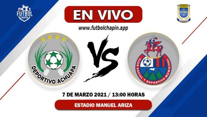Achuapa-vs-Municipal-en-vivo