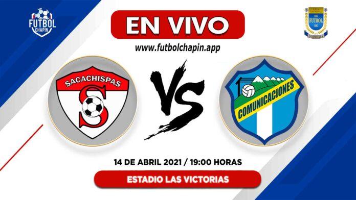 Sacachispas-vs-Comunicaciones-en-vivo