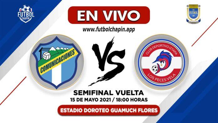 Comunicaciones-vs-Iztapa-en-vivo-semifinal-vuelta