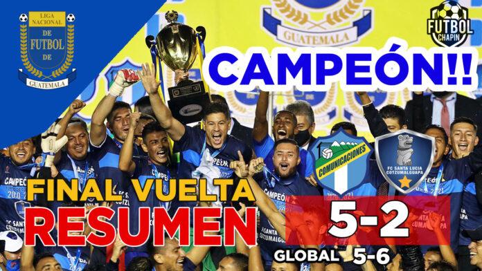 Santa-Lucia-Campeon-del-Torneo-Clausura-2021