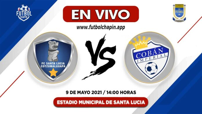 Santa-Lucia-Cotzumalguapa-vs-Cobán-Imperial-en-vivo-cuartos-de-final