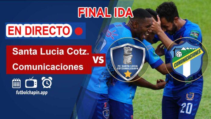 Santa-Lucia-Cotzumalguapa-vs-Comunicaciones-en-directo-final-ida