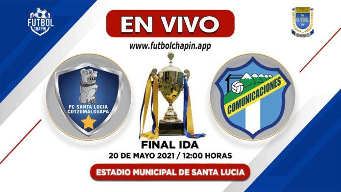 Santa-Lucia-Cotzumalguapa-vs-Comunicaciones-en-vivo-final-ida