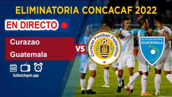 Curazao-vs-Guatemala-en-directo