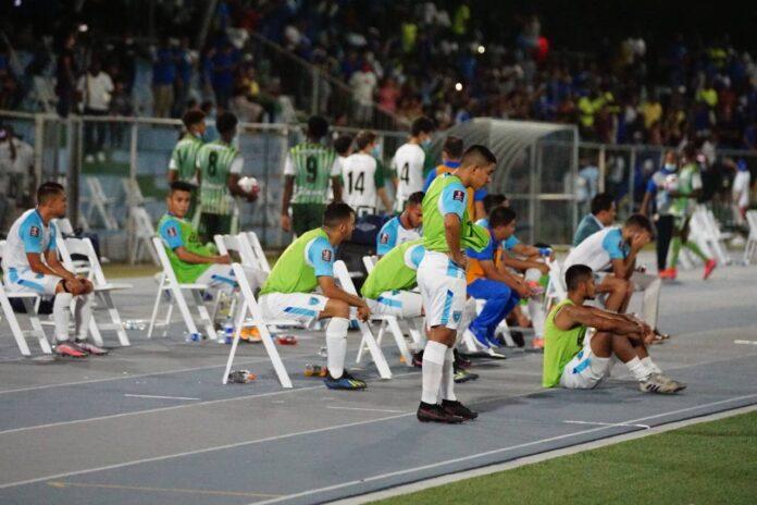 Guatemala queda eliminada