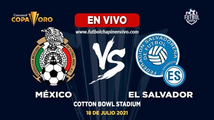 México-vs-El-Salvador-en-vivo