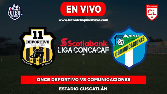 Once-Deportivo-vs-Comunicaciones-online-en-directo