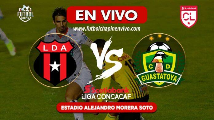 Alajuelense-vs-Guastatoya-en-vivo