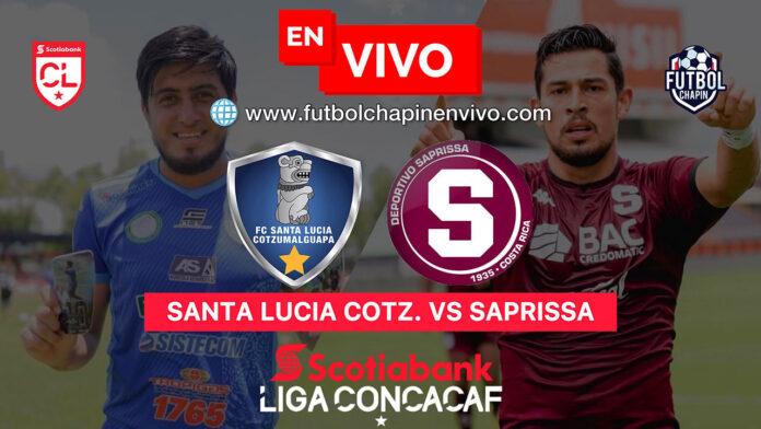 Santa-Lucia-Cotzumalguapa-vs-Saprissa-en-vivo-online