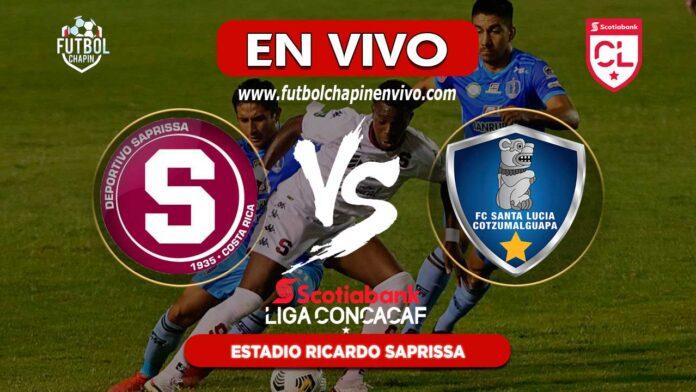 Saprissa-vs-Santa-Lucia-Cotzumalguapa-en-vivo-online